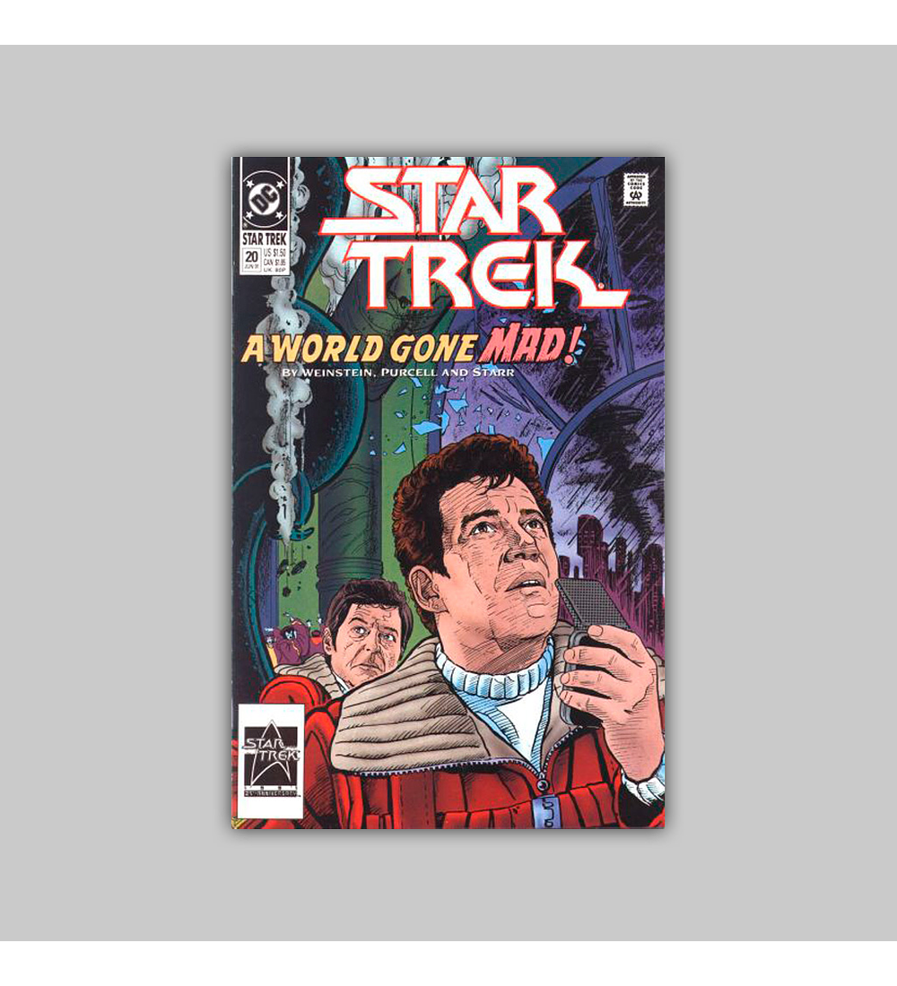Star Trek (Vol. 2) 20 1991