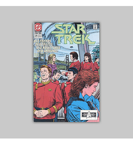 Star Trek (Vol. 2) 25 1991