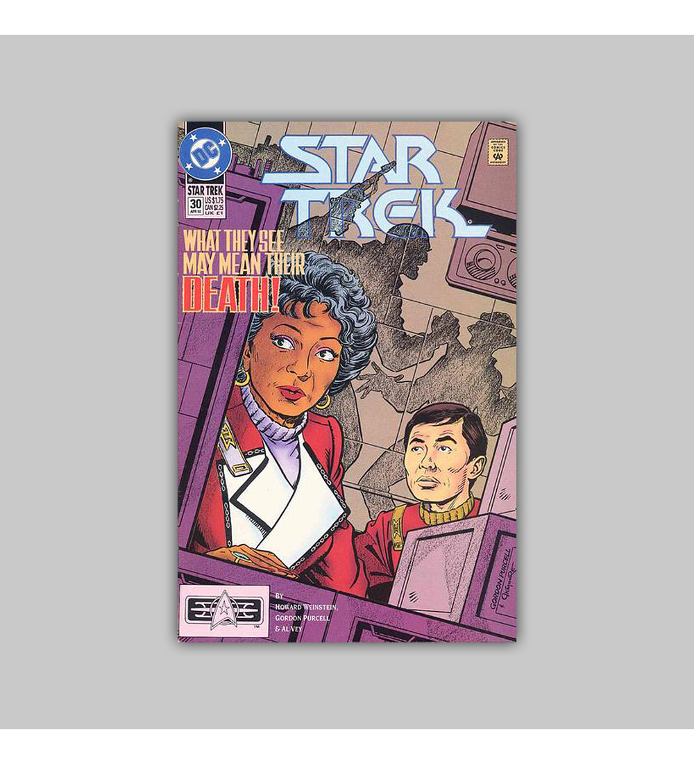 Star Trek (Vol. 2) 30 1992