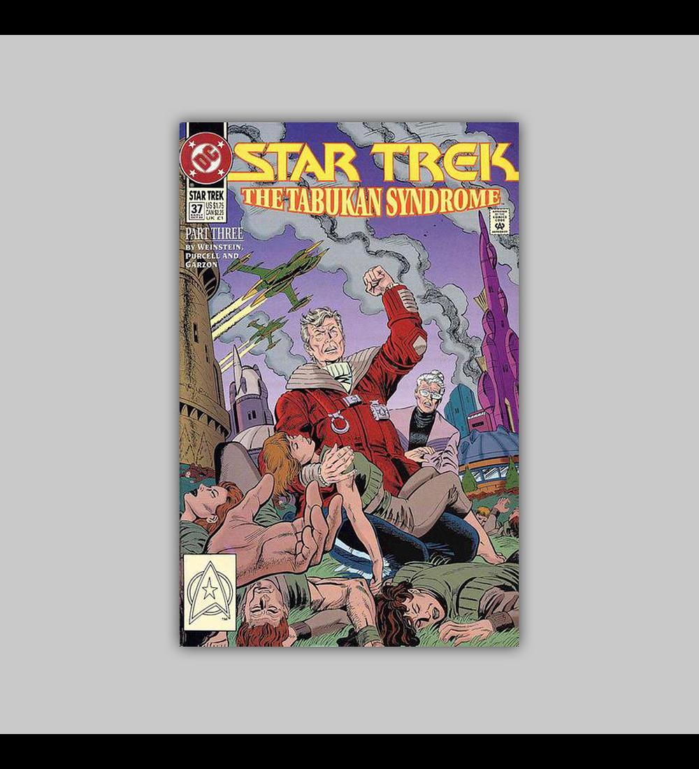 Star Trek (Vol. 2) 37 1992