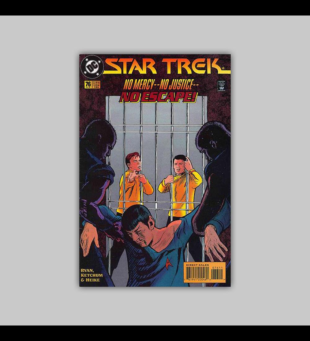 Star Trek (Vol. 2) 76 1995
