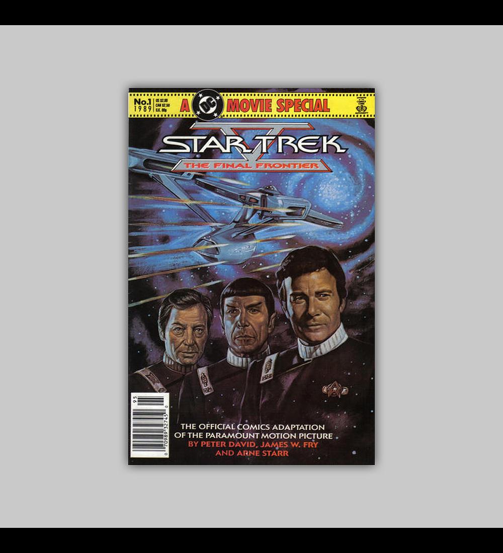 Star Trek V: The Final Frontier - Movie Special 1 1989
