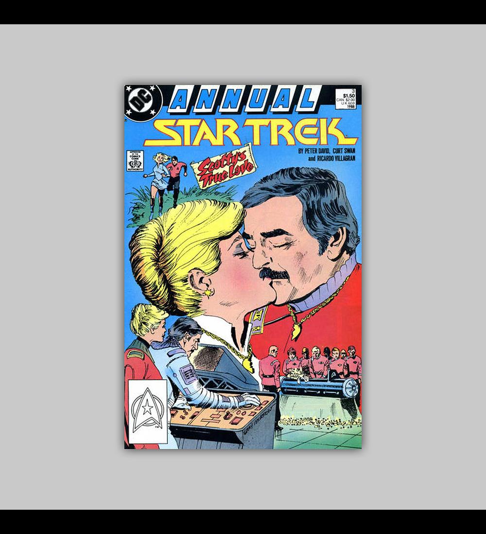 Star Trek: Annual 3 1988