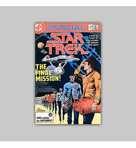 Star Trek: Annual 2 1986