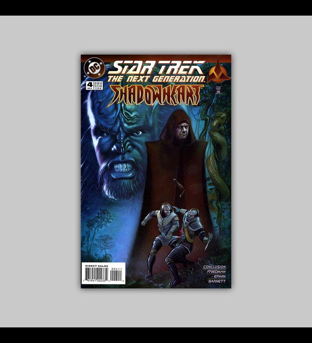 Star Trek: The Next Generation - Shadowheart 4 1995