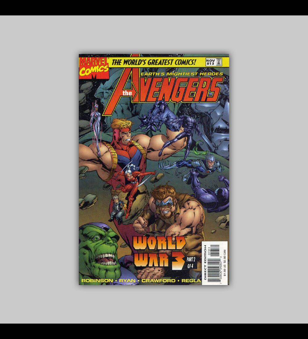 Avengers (Vol. 2) 13 1997