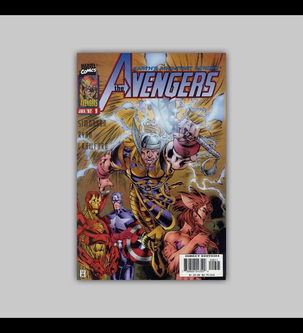 Avengers (Vol. 2) 9 1997