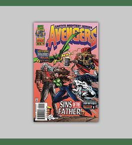 Avengers 401 1996