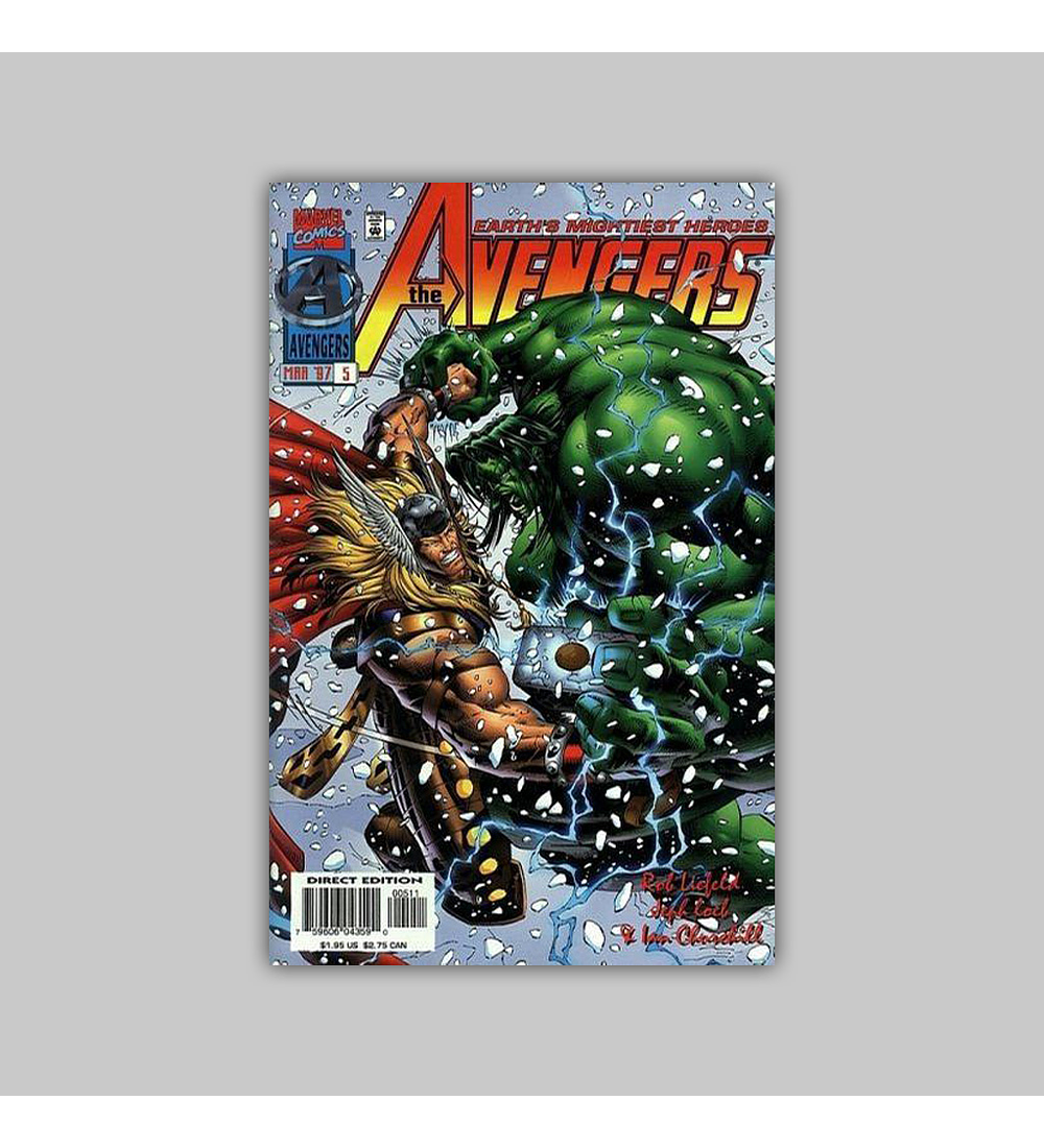Avengers (Vol. 2) 5 1997