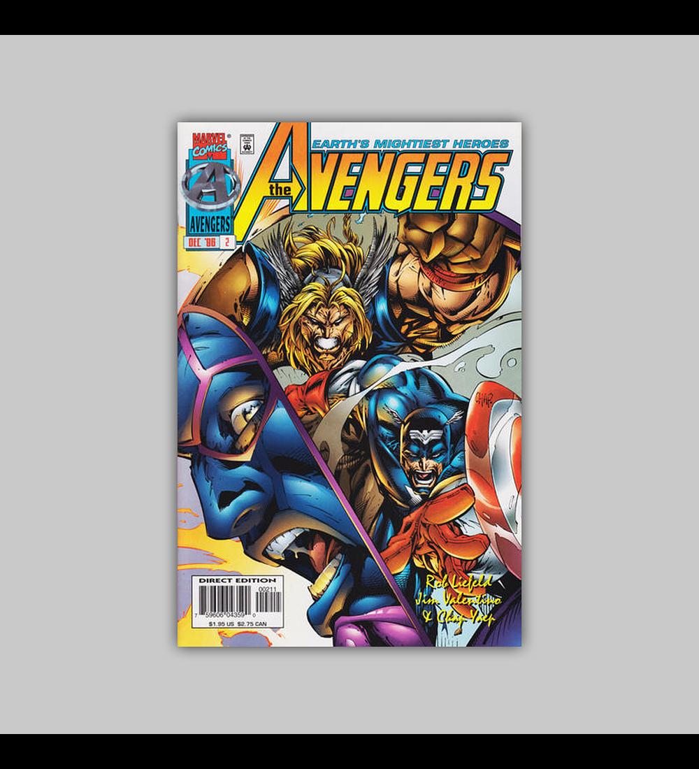 Avengers (Vol. 2) 2 1996