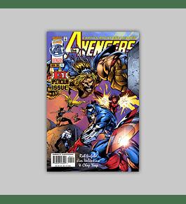 Avengers (Vol. 2) 1 B 1996