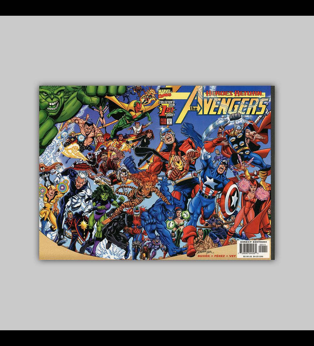Avengers (Vol. 3) 1 1998