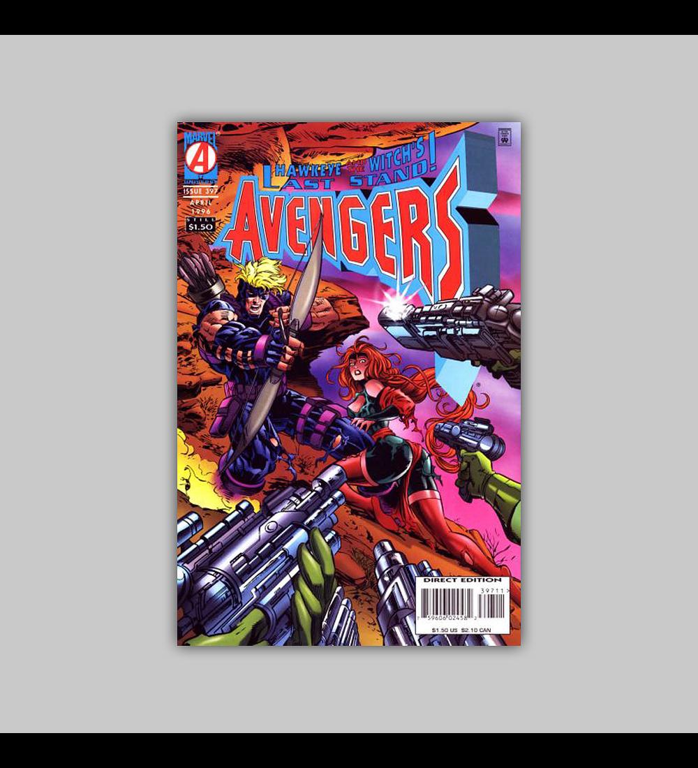 Avengers 397 1996