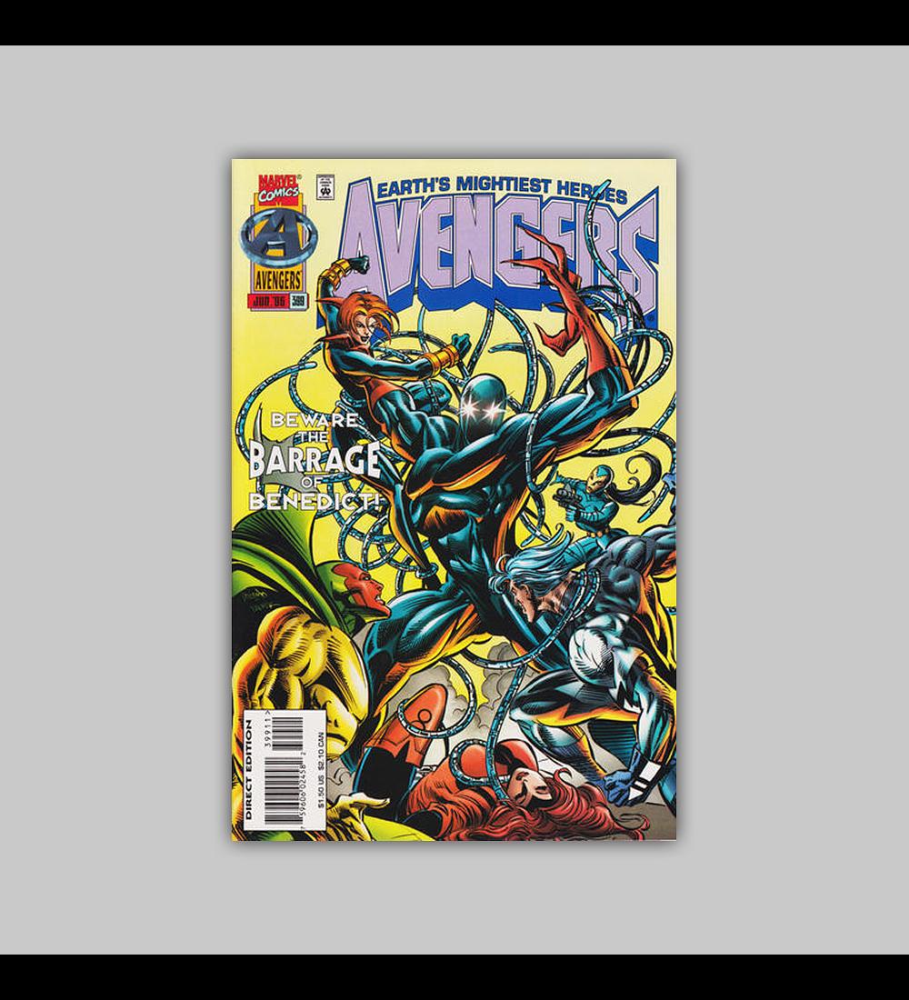 Avengers 399 1996