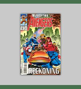Avengers 368 1993