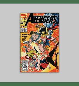 Avengers 359 1993