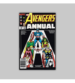 Avengers Annual 12 1983