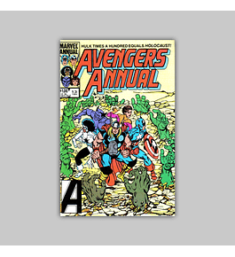 Avengers Annual 13 1984