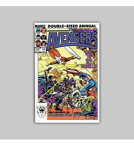 Avengers Annual 14 1985