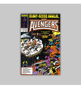 Avengers Annual 16 1987