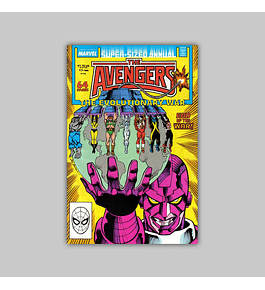 Avengers Annual 17 1988