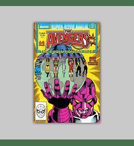 Avengers Annual 17 1988