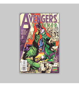 Avengers Forever 3 1999