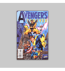 Avengers Forever 7 1999