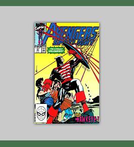 Avengers Spotlight 31 1990