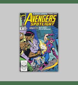 Avengers Spotlight 30 1990