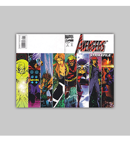 Avengers Strikefile  1 1994