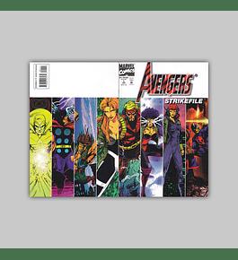 Avengers Strikefile  1 1994