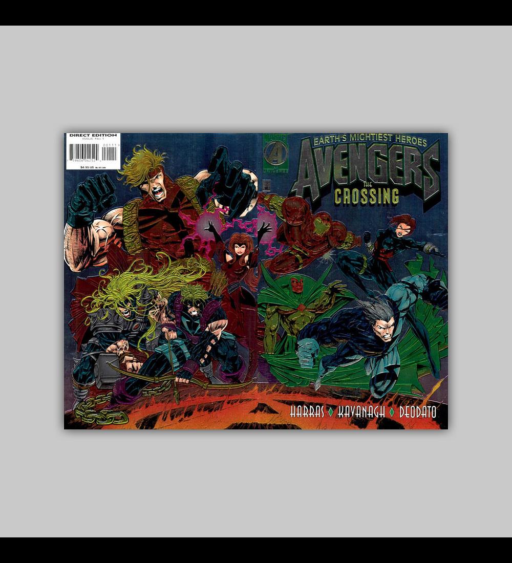 Avengers: The Crossing Foil