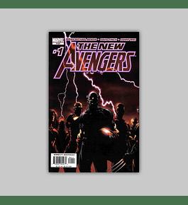 New Avengers 1 2005