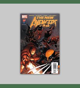 New Avengers 16 2006