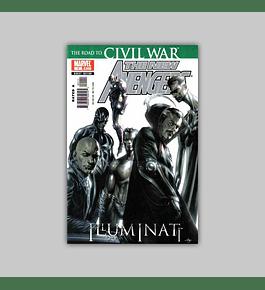 New Avengers: Illuminati One-Shot 2006
