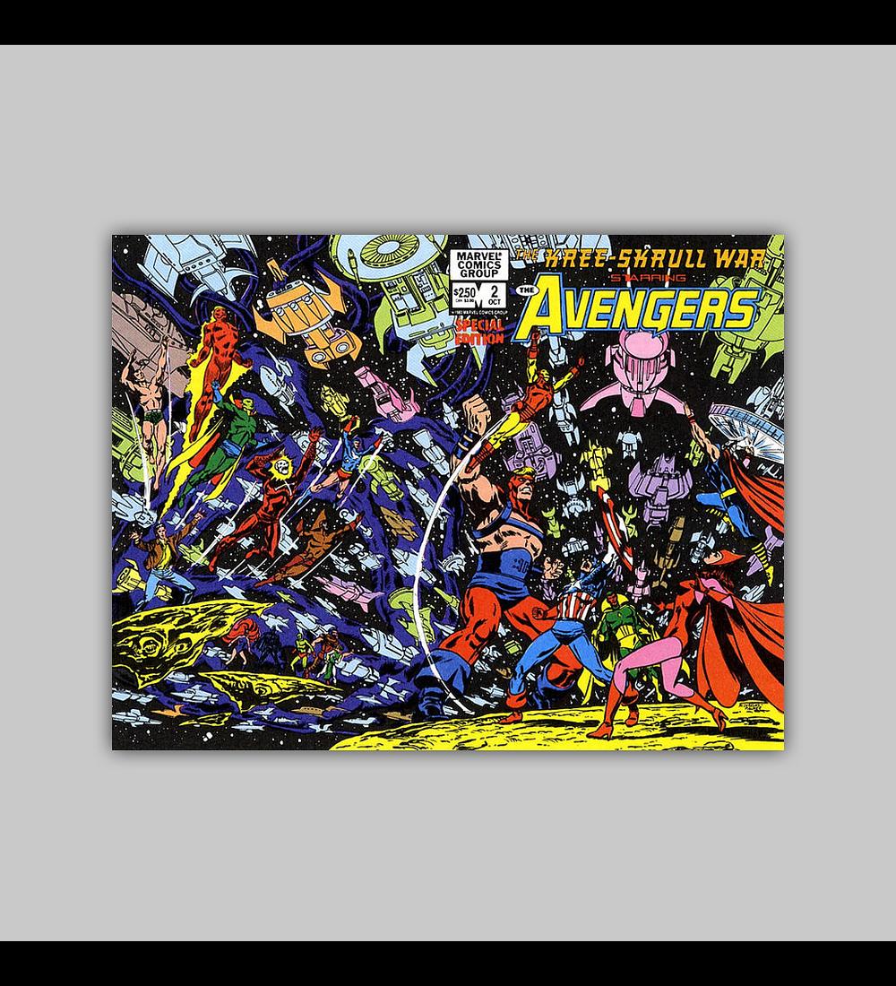The Kree-Skrull War 2 1983