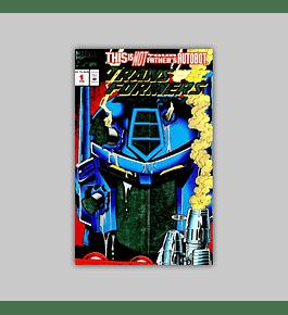 Transformers: Generation 2 1 Foil 1993