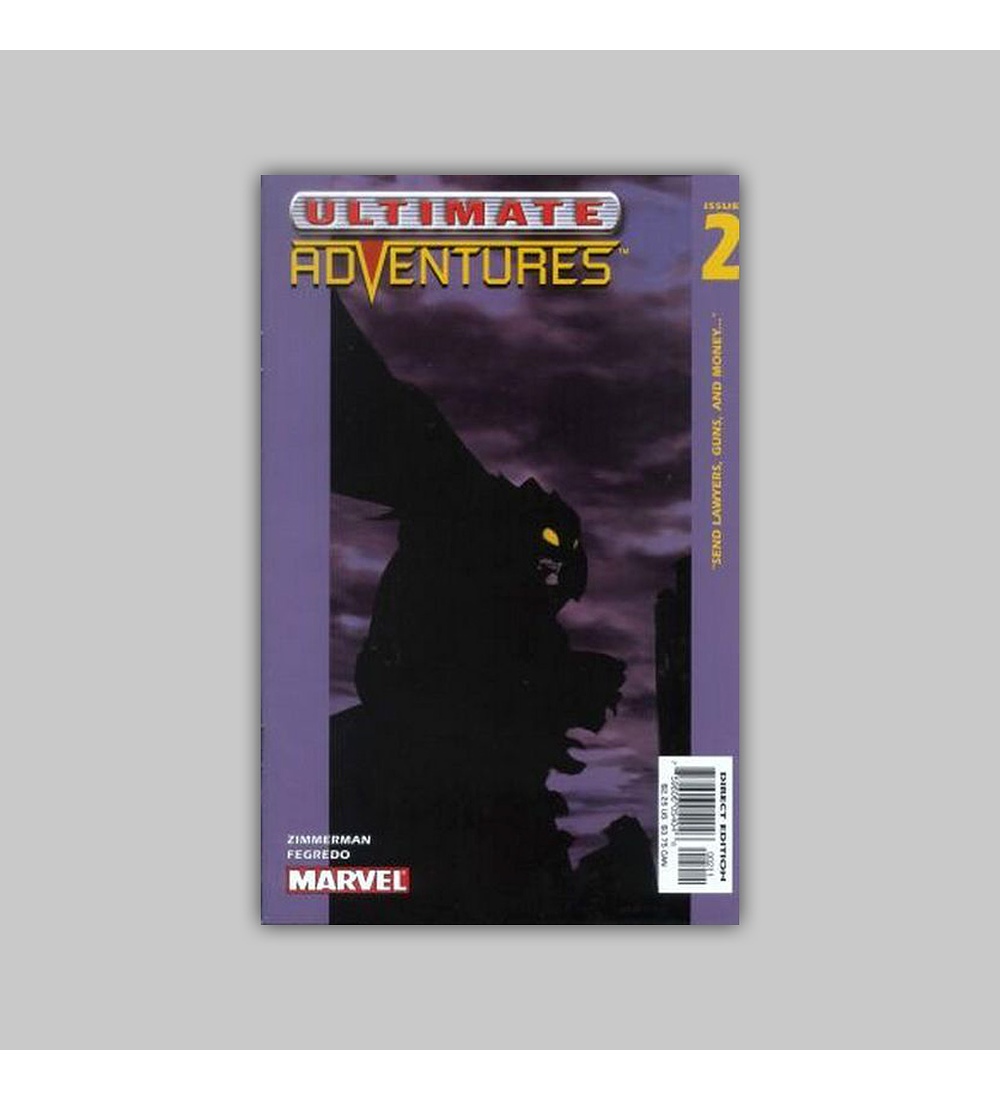 Ultimate Adventures 2 2002