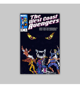 West Coast Avengers (Vol. 2) 5 1986