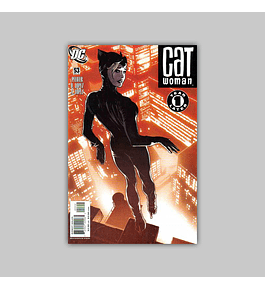 Catwoman 53 2nd printing 2006