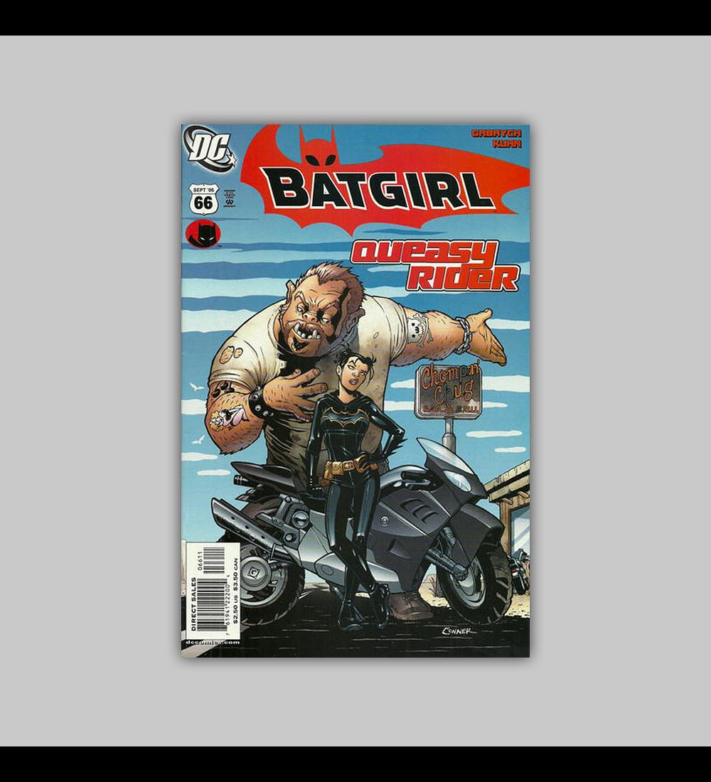 Batgirl 66 2005