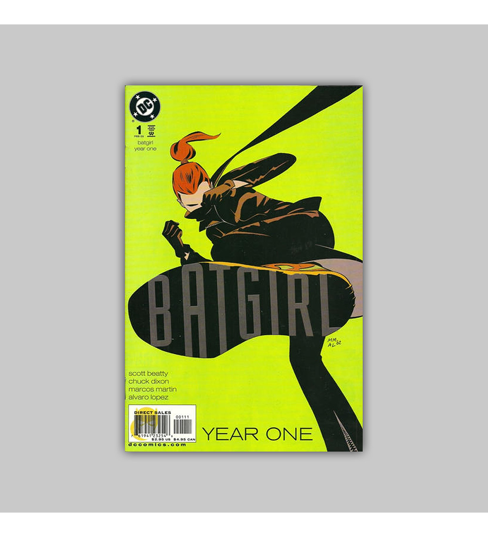 Batgirl: Year One 1 2003