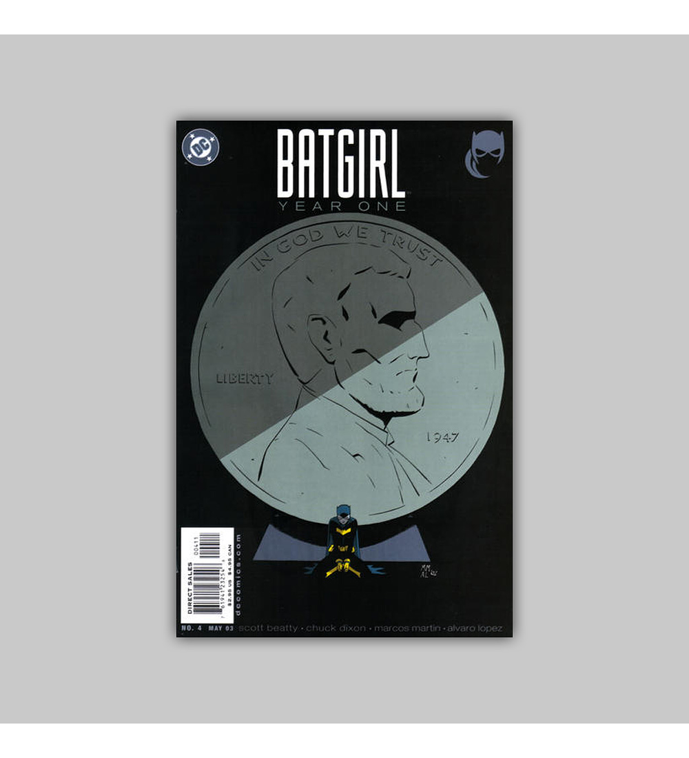Batgirl: Year One 4 2003