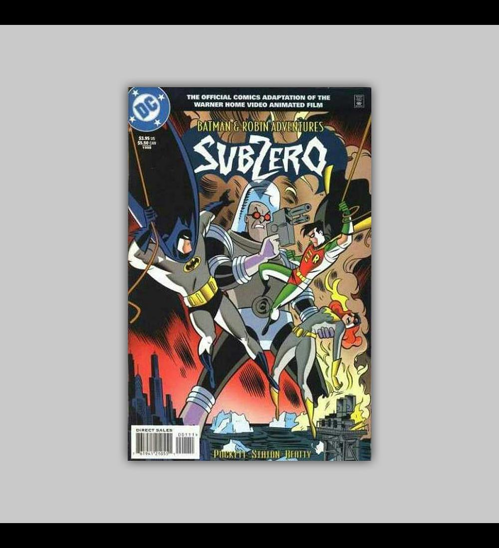 Batman & Robin Adventures: Subzero 1998