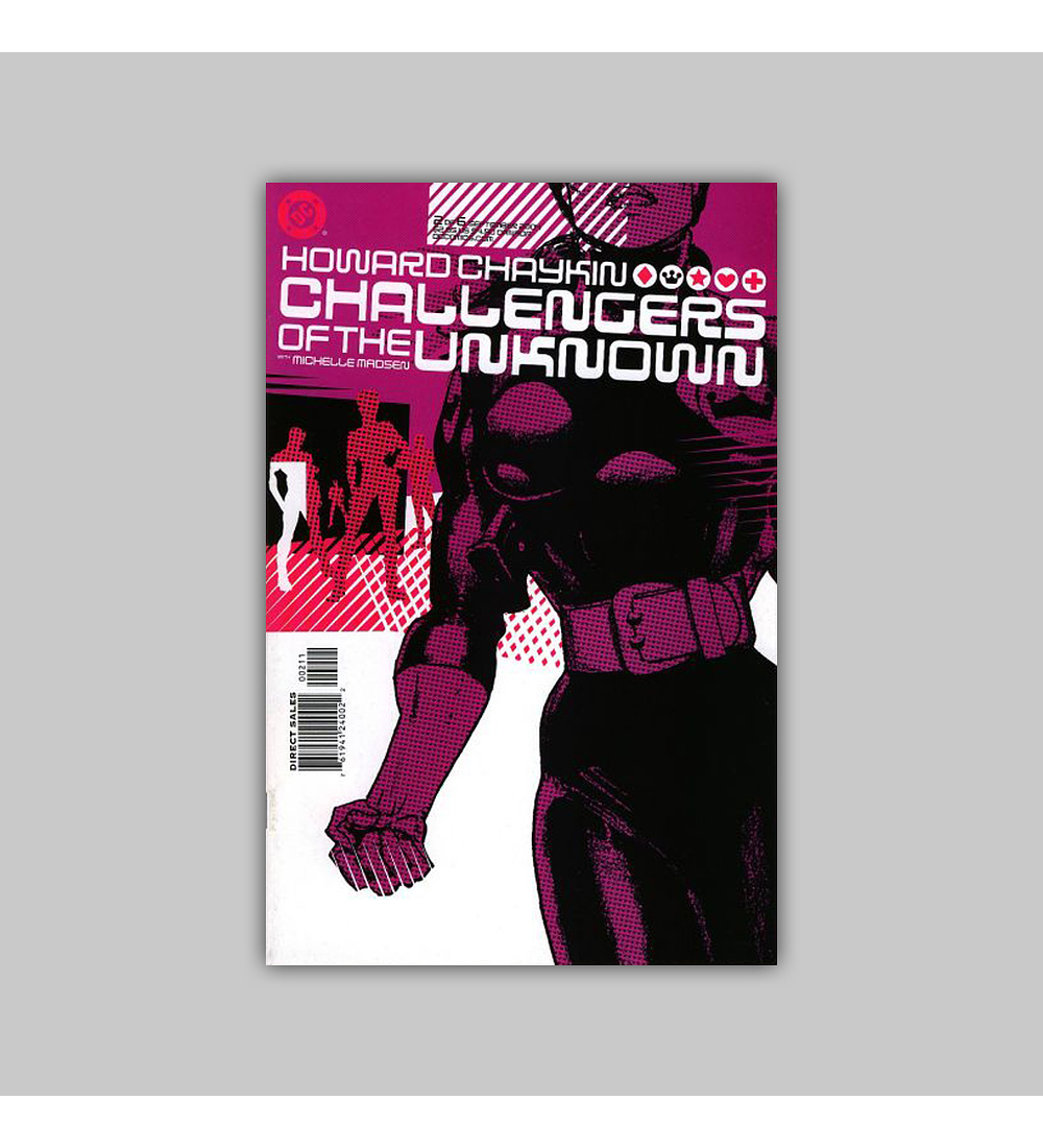 Challengers of the Unknown 2 2004
