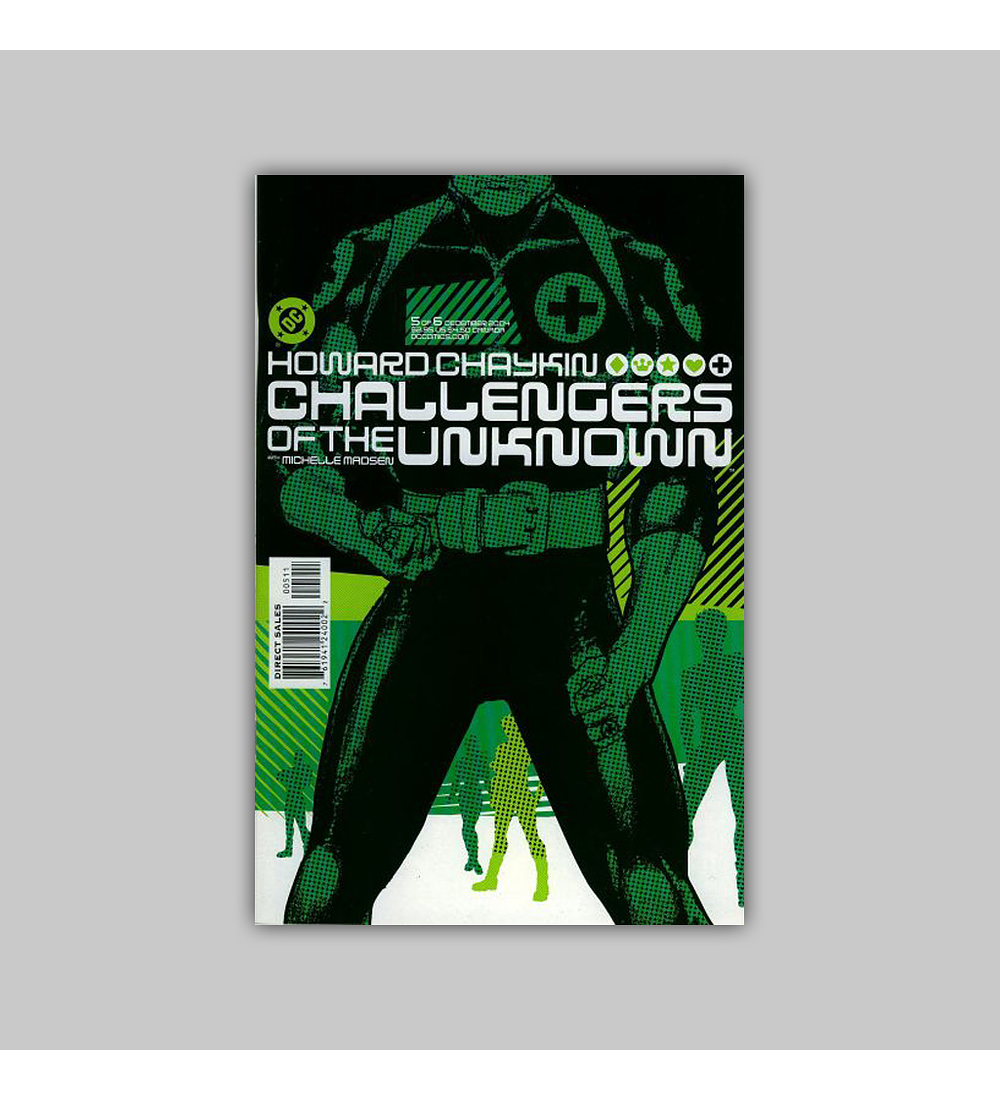 Challengers of the Unknown 5 2004