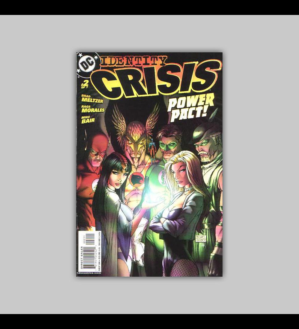 Identity Crisis 2 2004