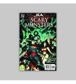 JLA: Scary Monsters 1 2003
