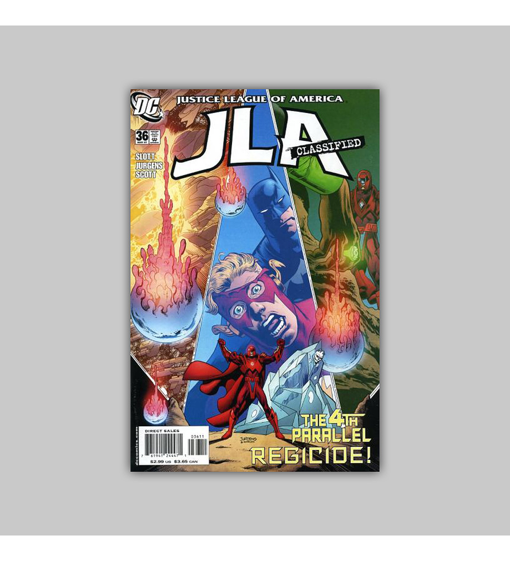 JLA: Classified 36 2007